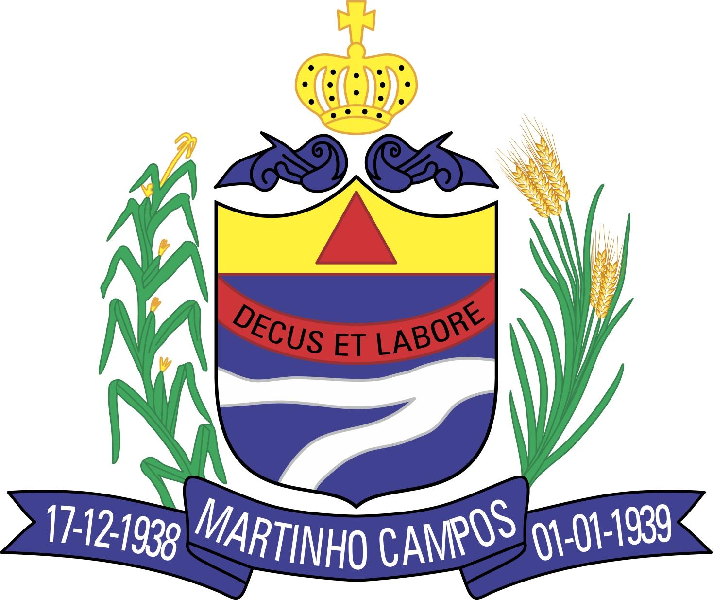 Prefeitura Municipal de Martinho Campos
